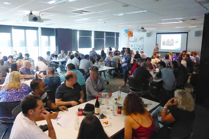 Bank First trivia night